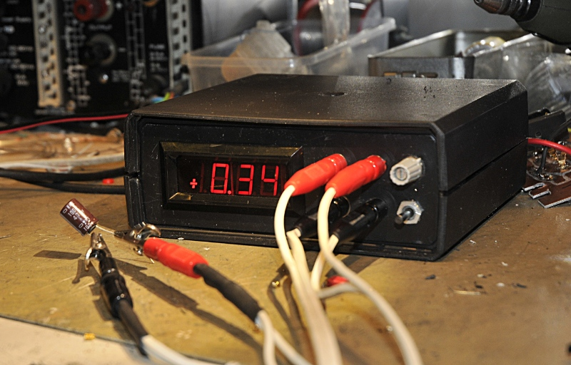 Verrassend Build your own easy real ESR meter (also in English) | PA4TIM's VR-78