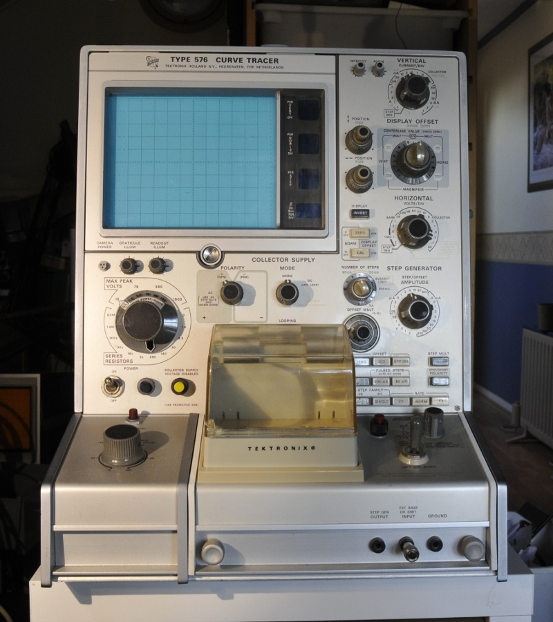 Tektronix 576 Curvetracer
