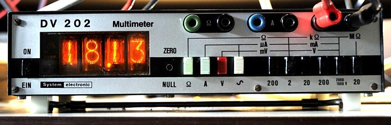 System Electronic DV-202