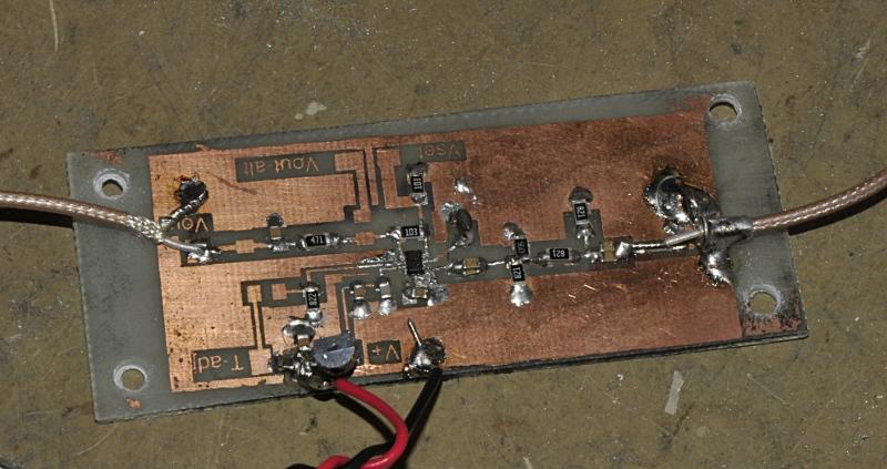 AD8317 powermeter