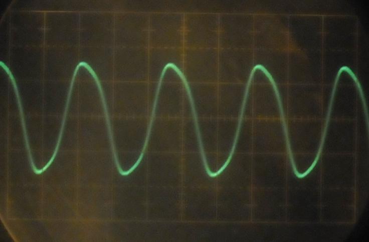 Tek 1A4 50MHz plugin