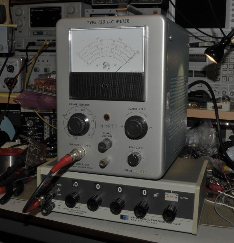 Na calibratie en vervanging van OA2