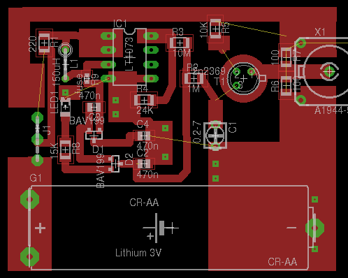 Very bad PCB design