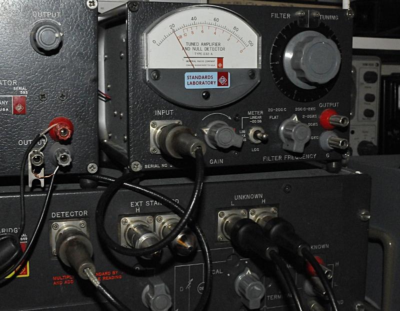 de detector GR 1620