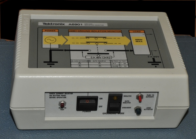 A6901 ground isolation monitor