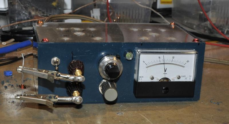 Testing a 13V zener