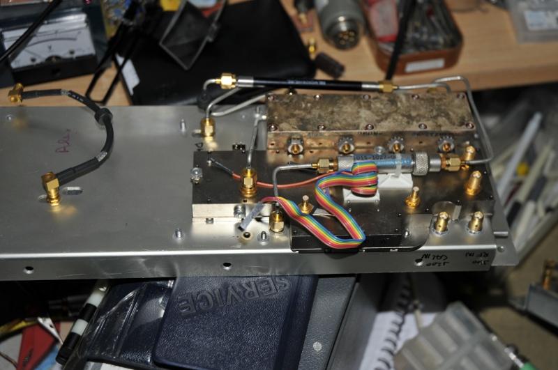 RF motherboard