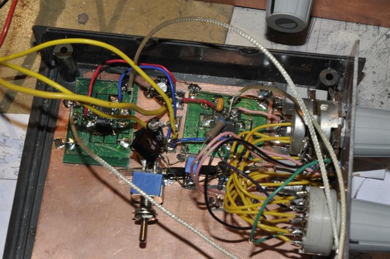 Generator and buffer