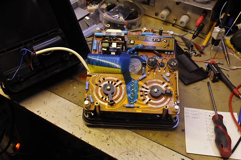 Repairing the ACV range