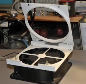 3D printed filterholder