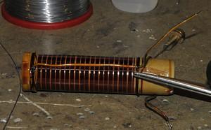 Repairing a 10k resistor