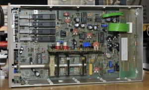 HM8018 inside