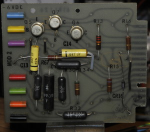one of the control circuits