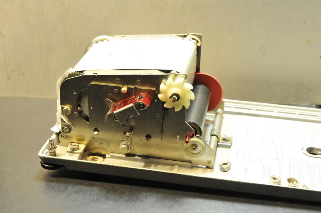 Paper mechanism